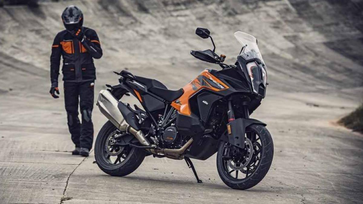 Мотоцикл KTM 1290 Super Adventure S