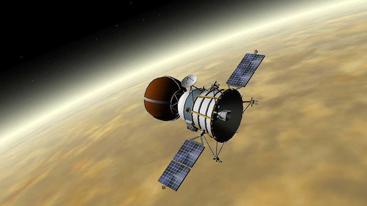Миссия Венера-д