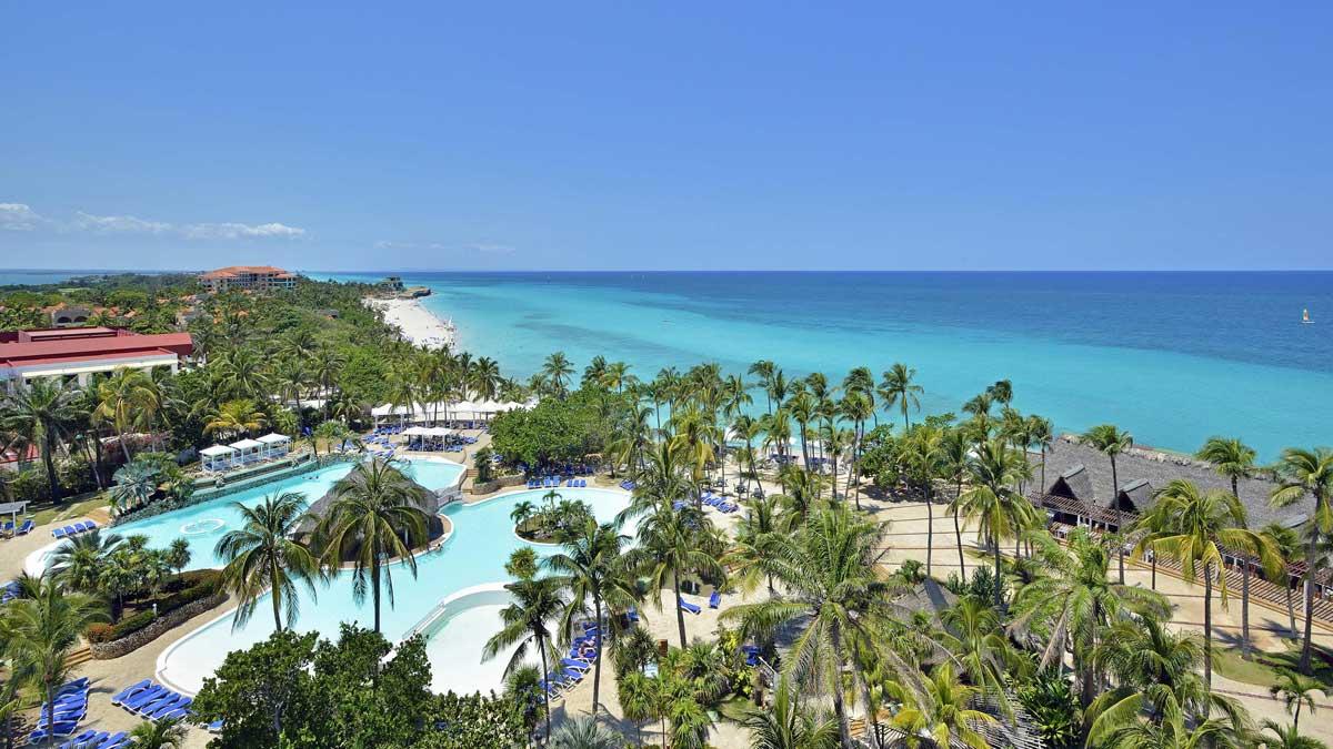 Кубинский курорт Варадеро