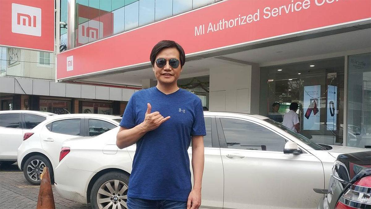 Лей Цзюнь глава компании xiaomi