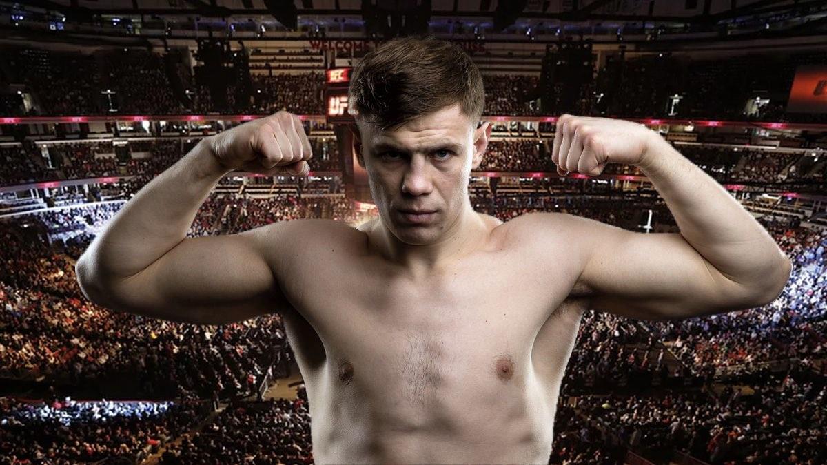 Максим Гришин UFC