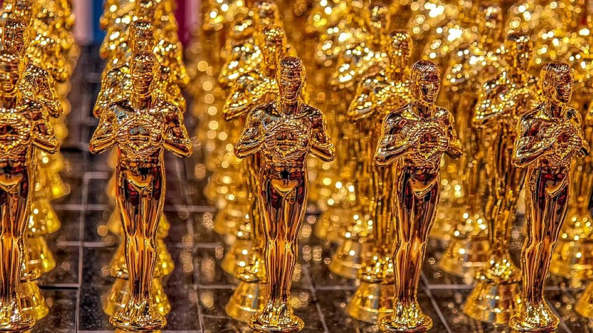 Статуэтки кинопремии Оскар
