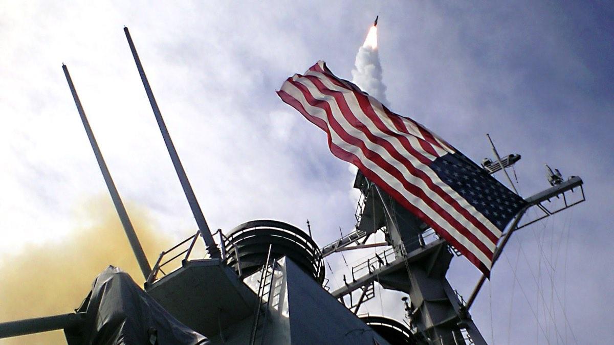 ПРО США пуск ракеты