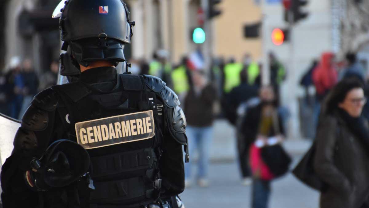 Полиция Франция police France