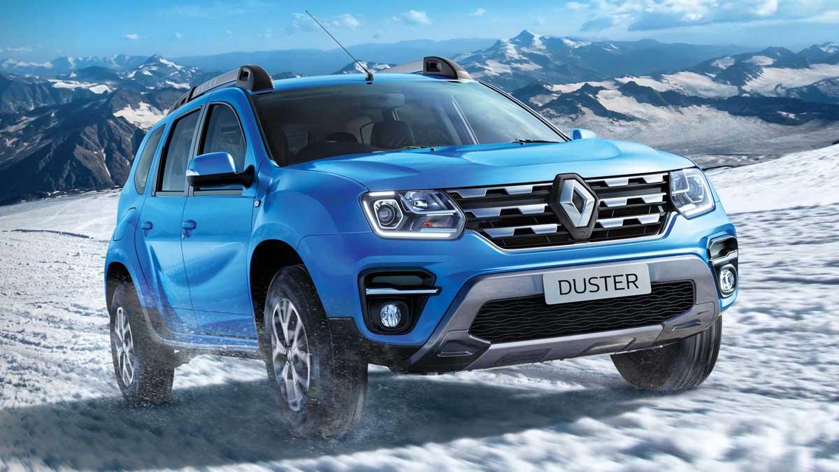 Renault Duster новый 2021