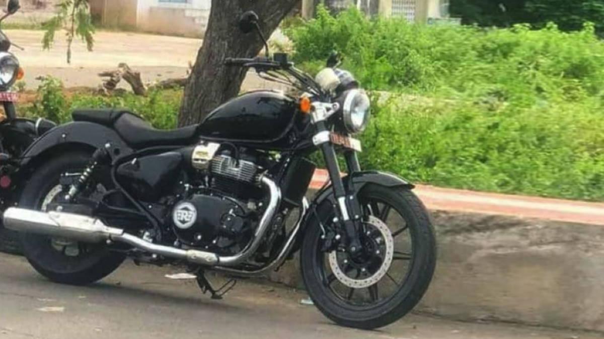 Royal Enfield 650cc