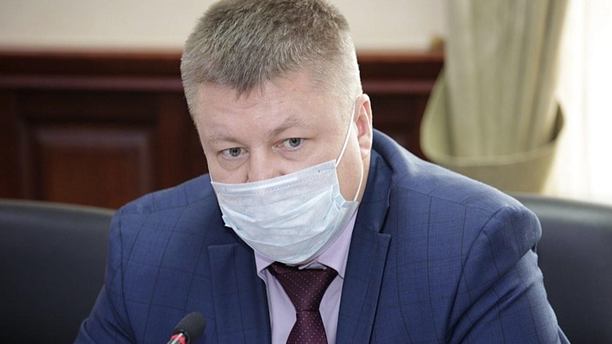 Сергей Ковалевский минздрав Алтая