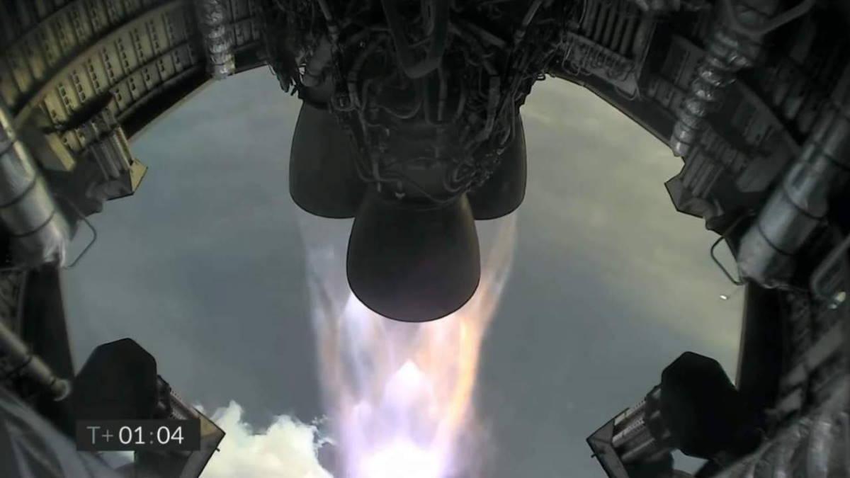 Сопло SpaceX Starship SN11