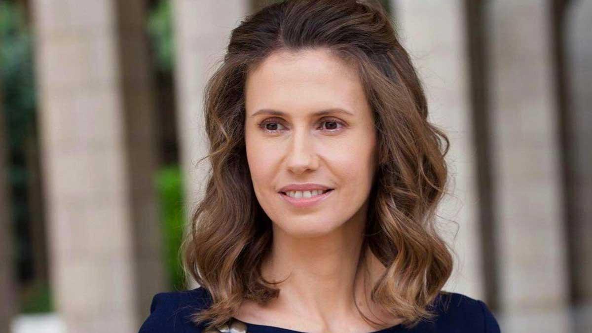 Супруга Башара Асада, Асма Асад
