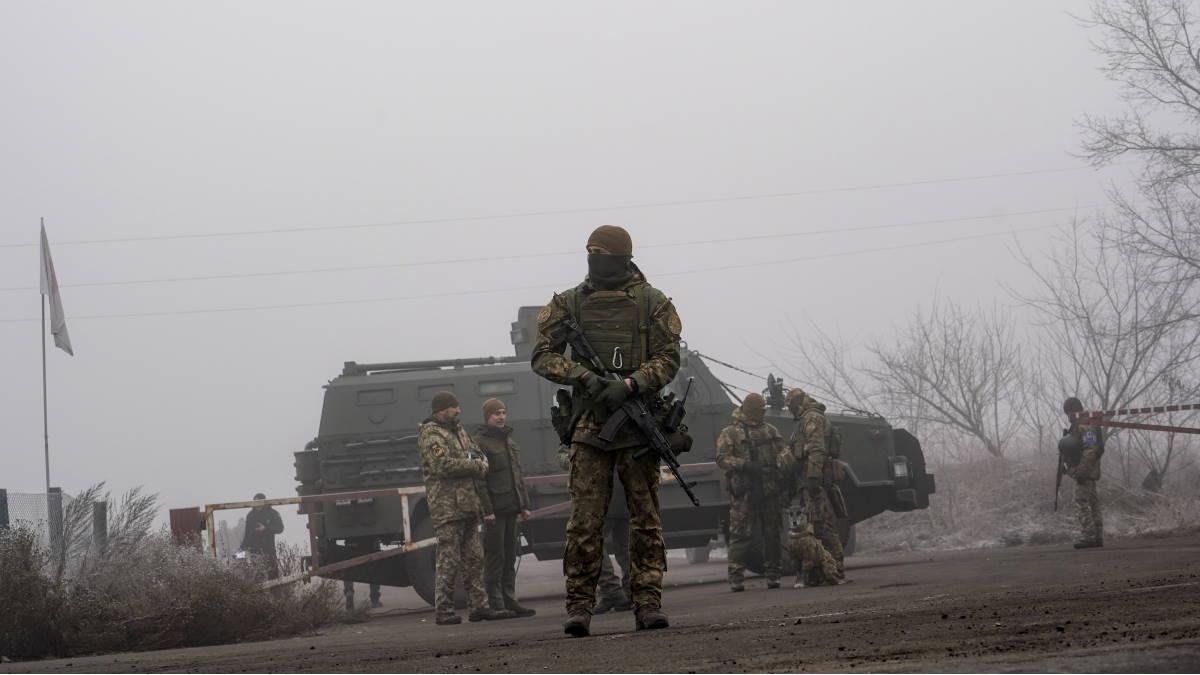 Обмен пленными между республиками Донбасса и Украиной