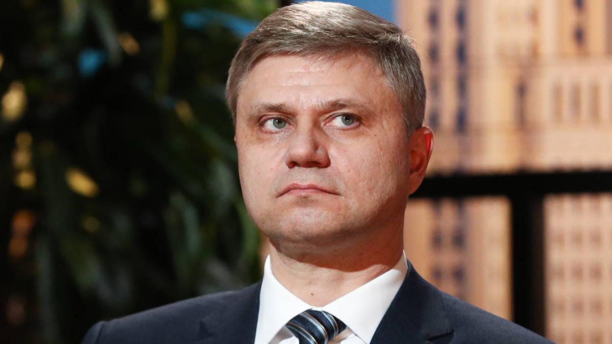 Олег Белозёров