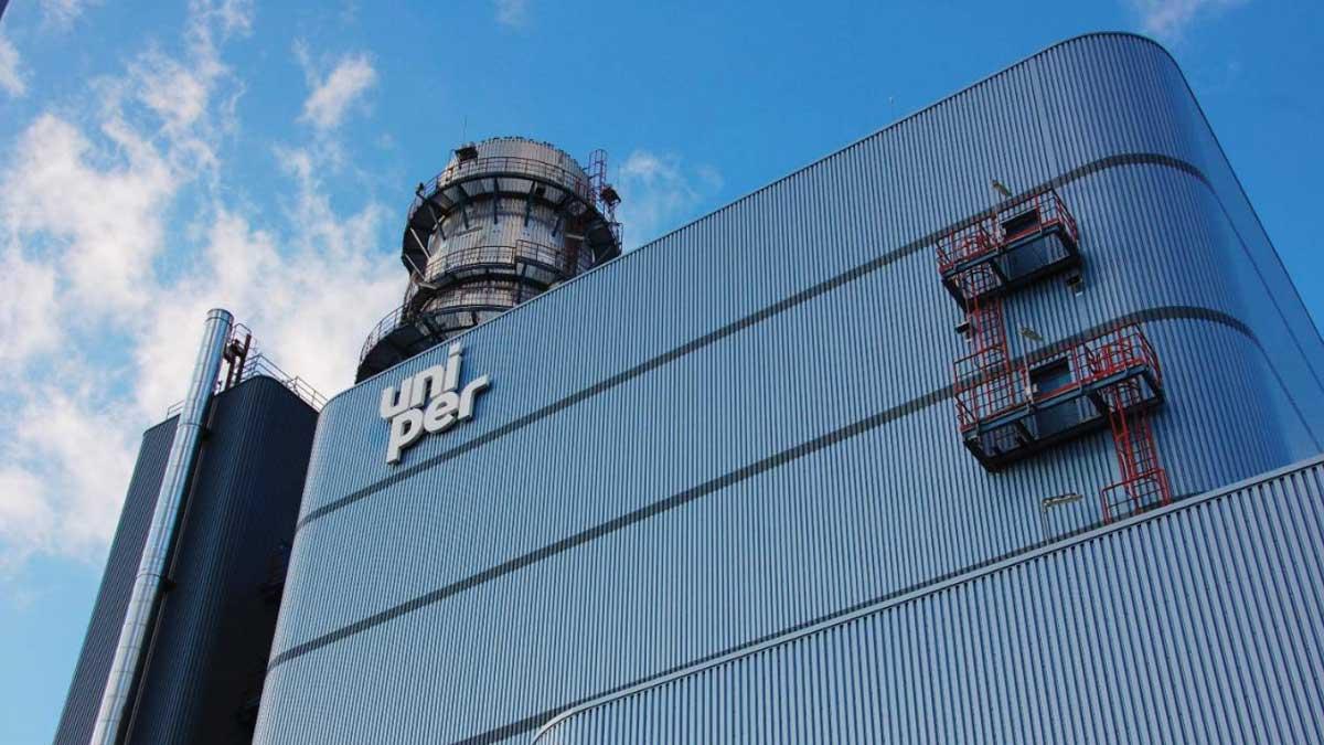 Uniper Немецкая энергетическая компания