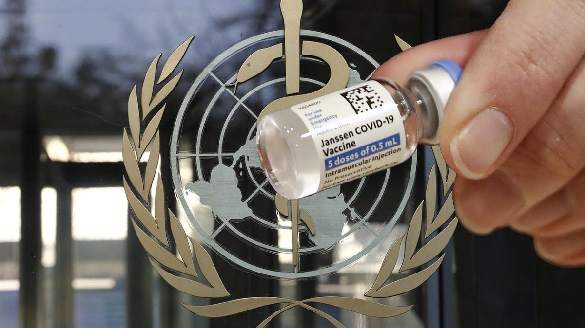ВОЗ и вакцина