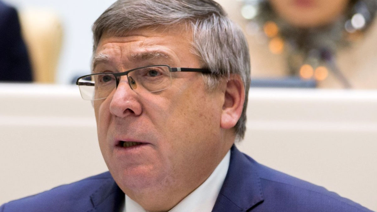 Валерий Рязанский Первый заместитель председателя Комитета Совета Федерации по социальной политике