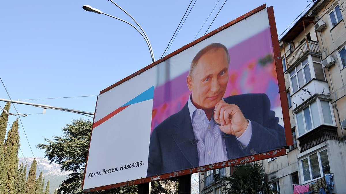 Владимир Путин Крым Россия навсегда
