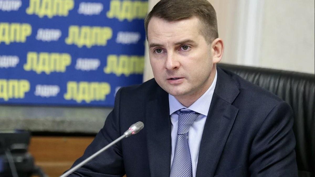 Ярослав Нилов, депутат Госдумы от ЛДПР