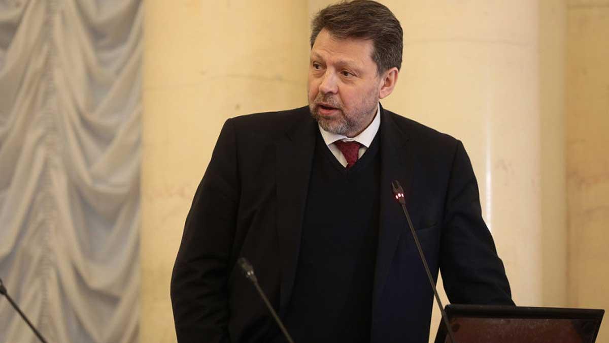 академик, вице-президент РАН, Владимир Чехонин
