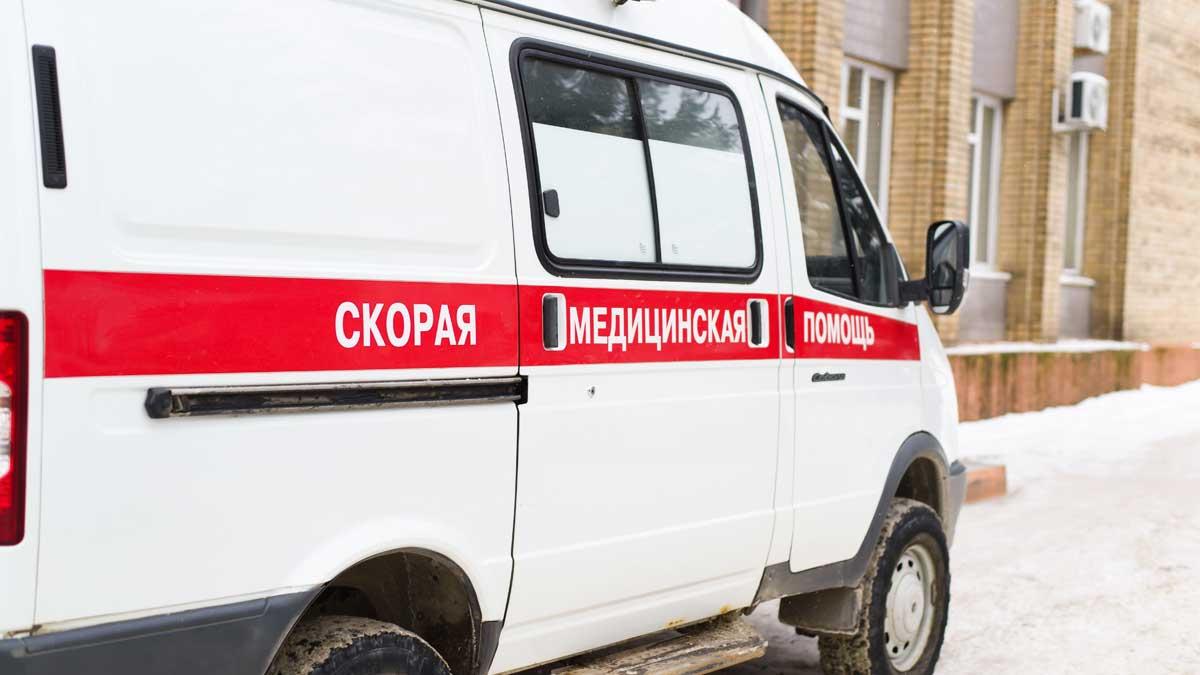 скорая помощь машина автомобиль Россия