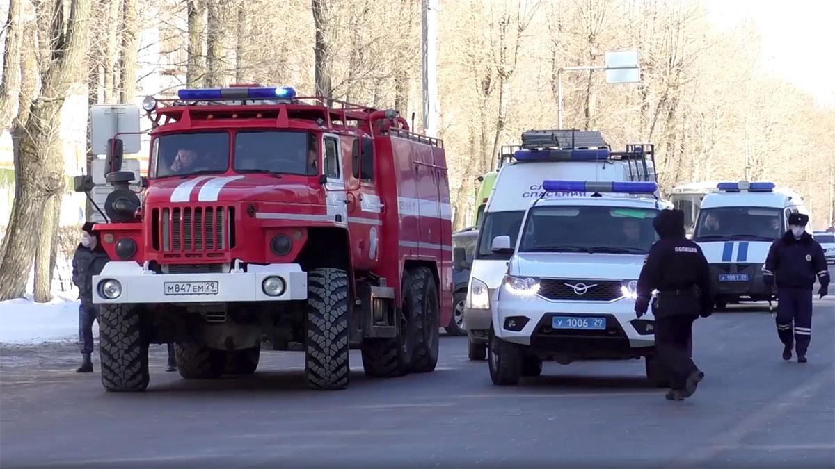 Архангельская обл. задержание в Северодвинске Росгвардия