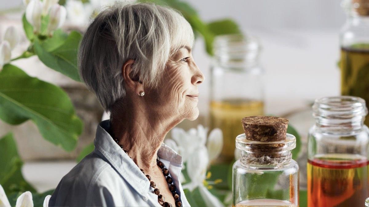 ароматерапия и альцгеймер