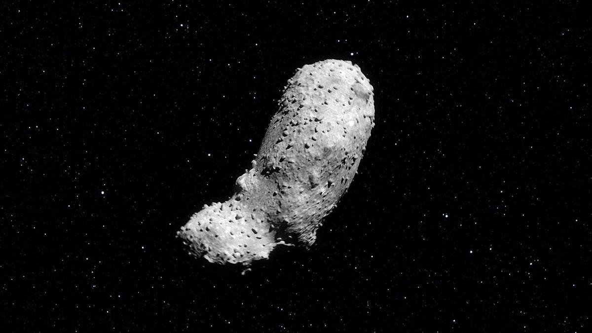 Околоземный астероид итокава