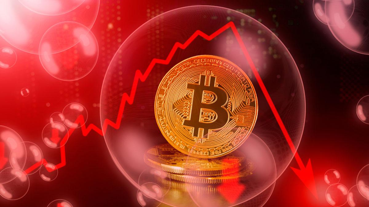 bitcoin биткоин падение снижение дешевеет