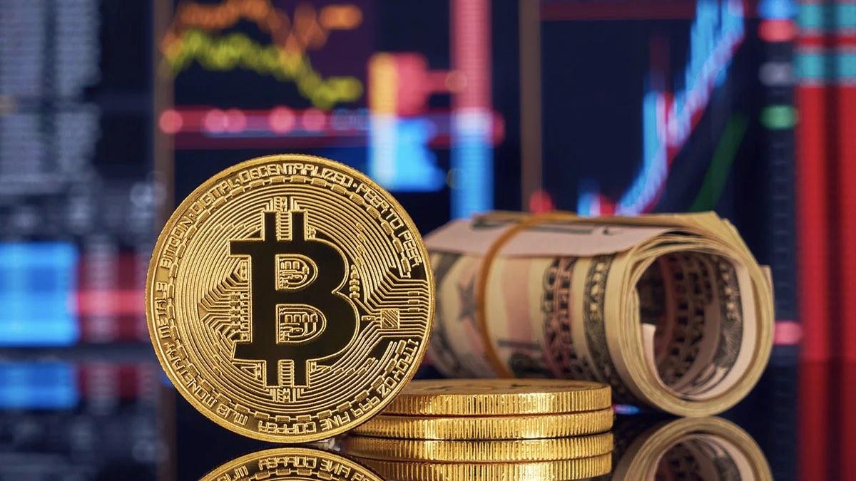 биткоин растет в цене