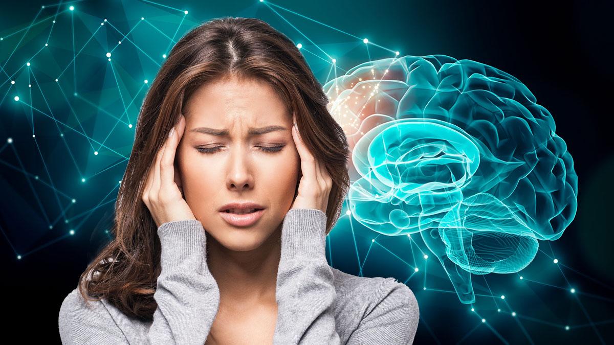 головная боль мозг мигрень