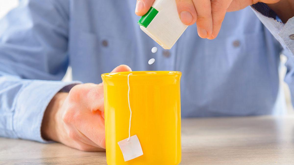 чай с заменителем сахара подсластитель диабет