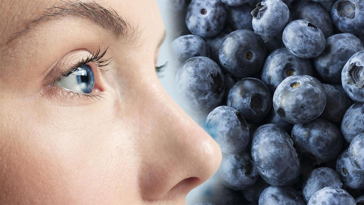 полезные для глаз продукты