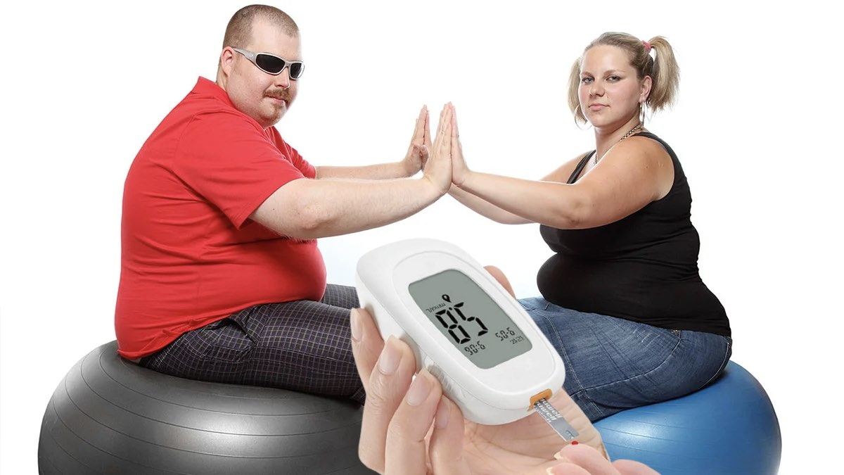 диабет и лишний вес