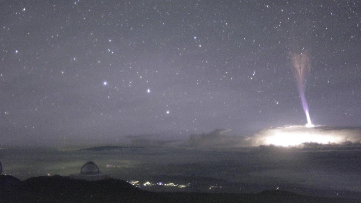 два редких явления обсерватория