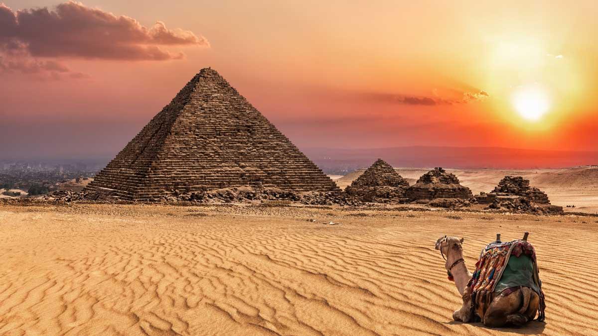 Египет пирамиды отдых