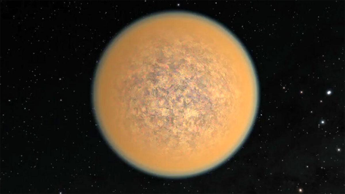 экзопланета GJ-1132 b космос