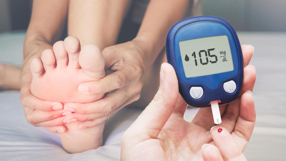 глюкометр повышенный сахар в крови диабет второго типа боль в ногах