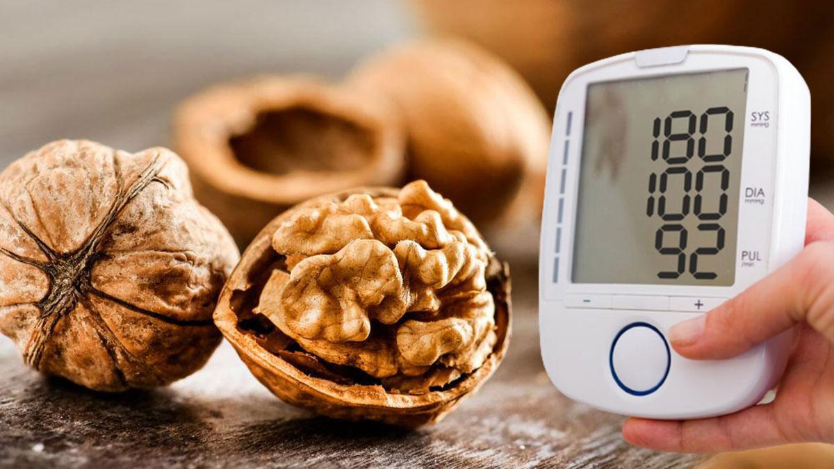 грецкий орех и повышенное давление гипертония