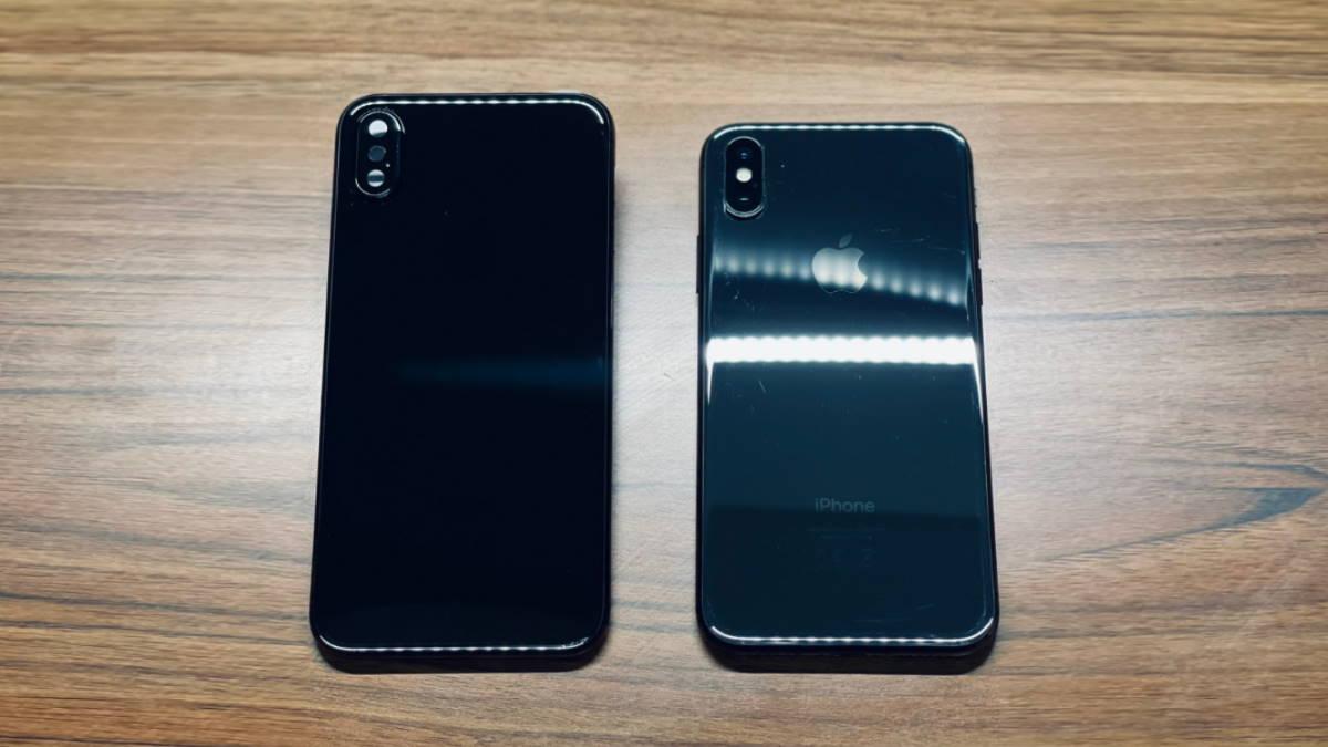 Прототип iPhone X