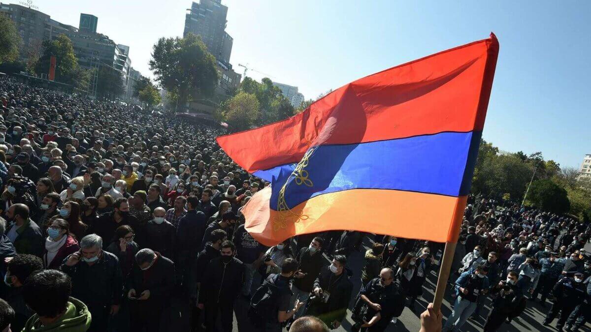 Армения Ереван оппозиция