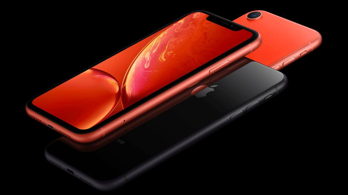 Смартфон Apple iphone XR