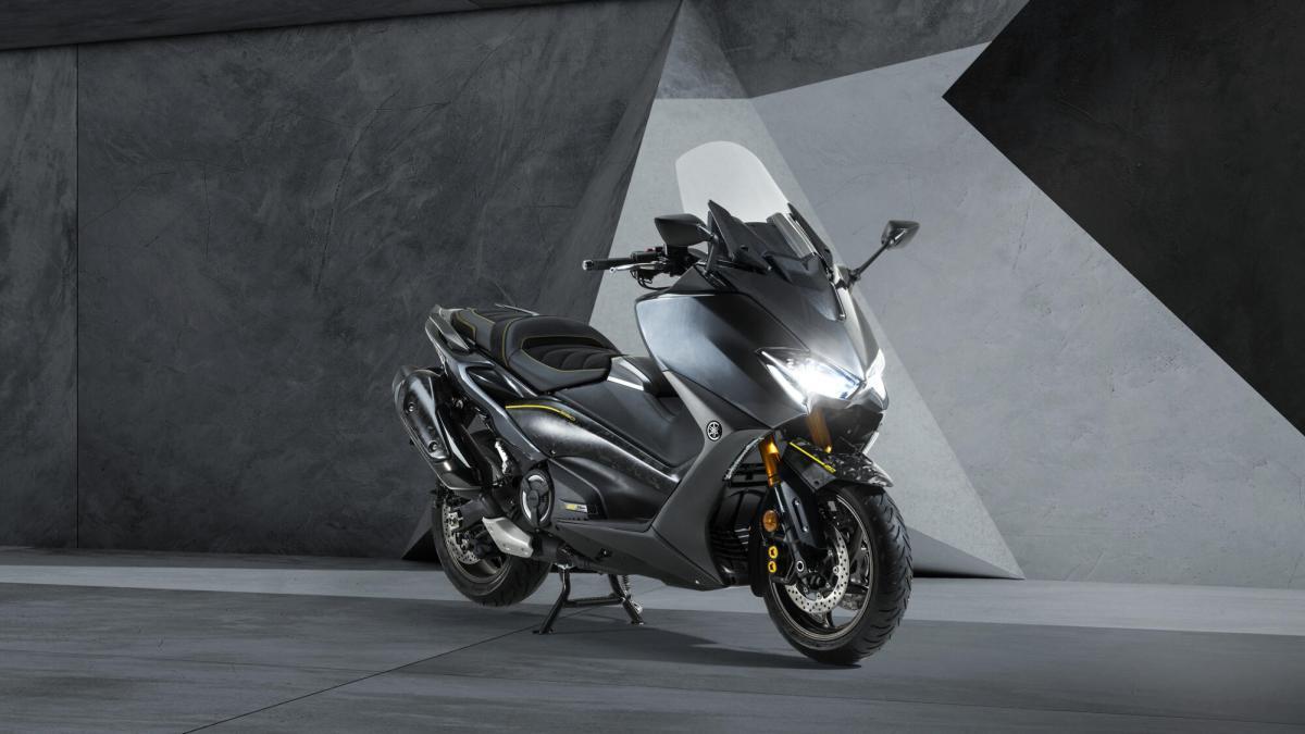 Yamaha TMAX 20th Anniversary скутер