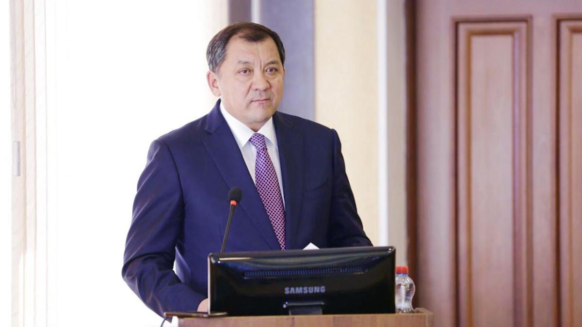министр энергетики Казахстана Нурлан Ногаев