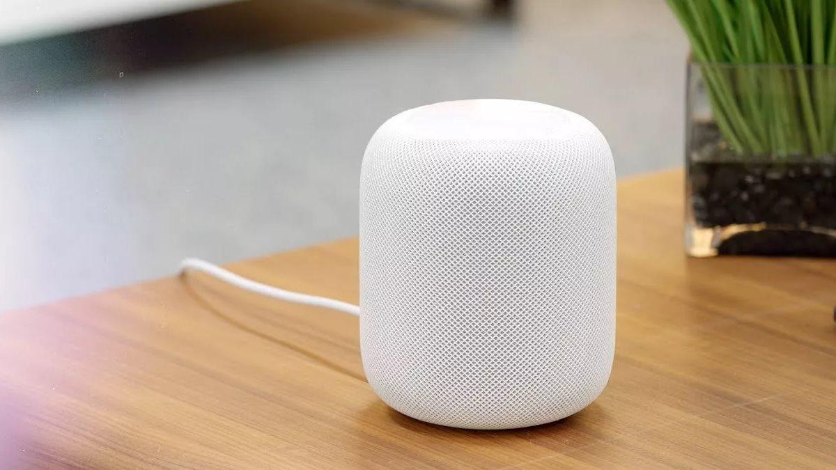 Apple HomePod Умная колонка голосовой помощник