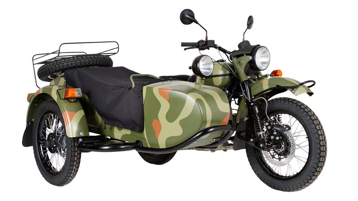 Мотоцикл Ural Gear Up 2021