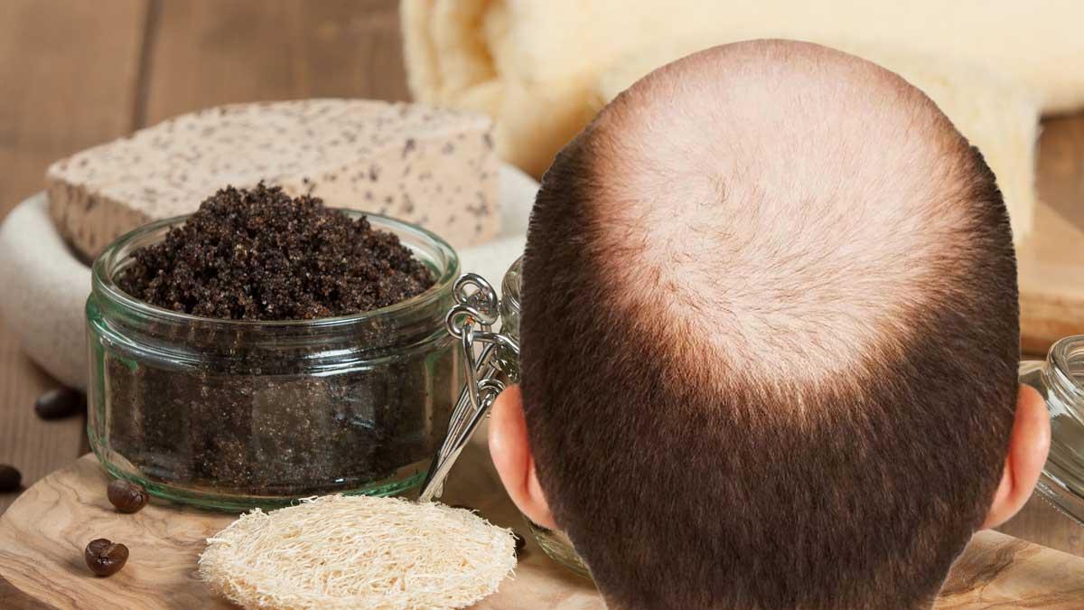 кофейный скраб лысина шампунь