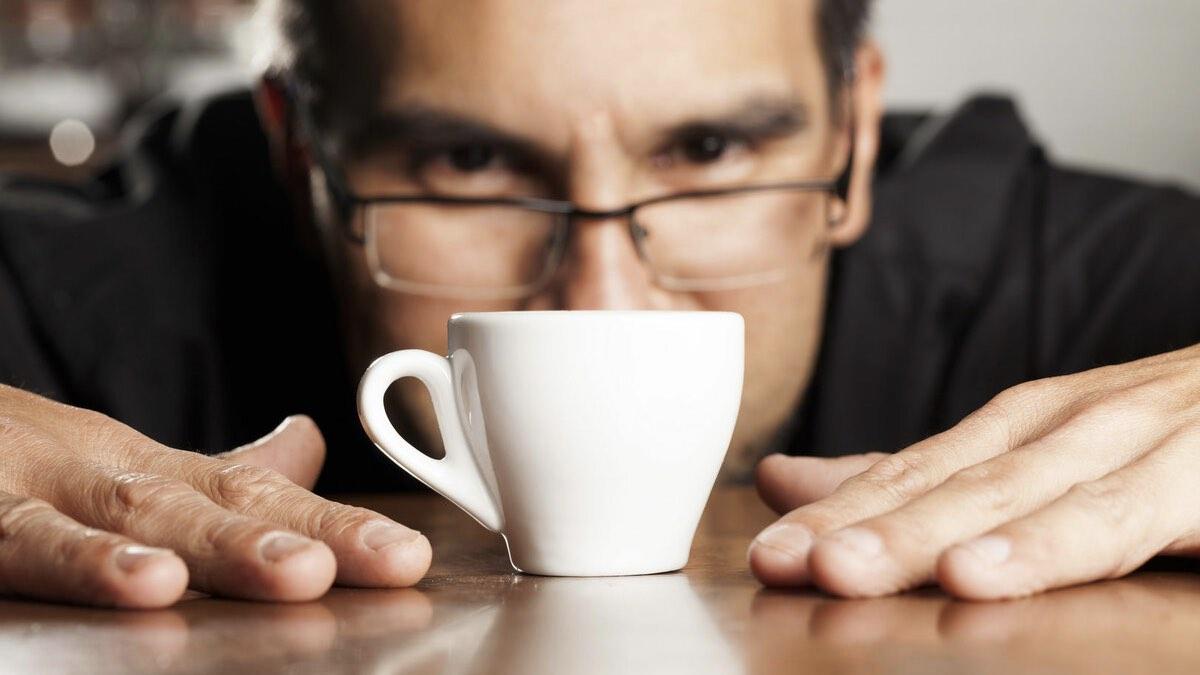 кофеман отказ от кофе
