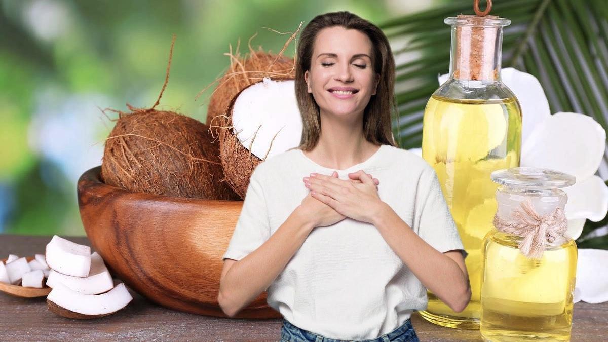 кокосовое масло и здоровье сердца