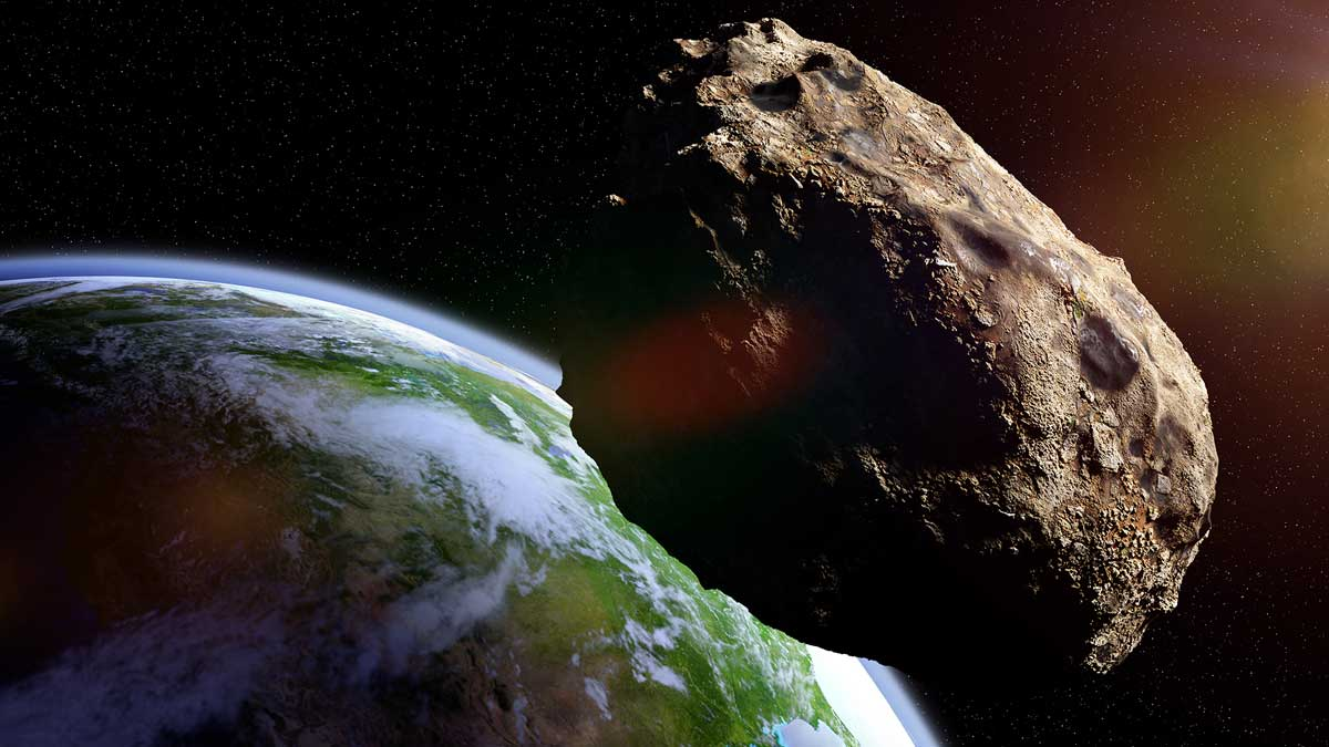 конец света Земля астероид
