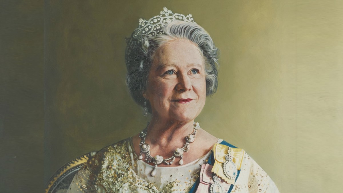 королева мать великобритания