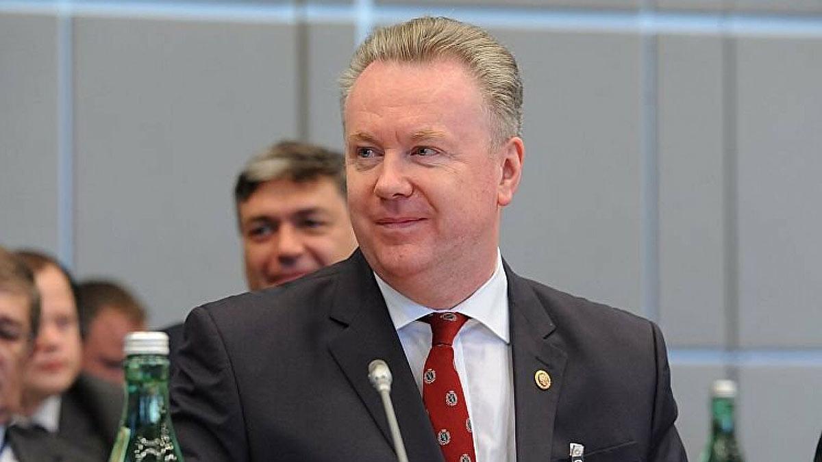 Александр Лукашевич Постоянный представитель Российской Федерации при ОБСЕ