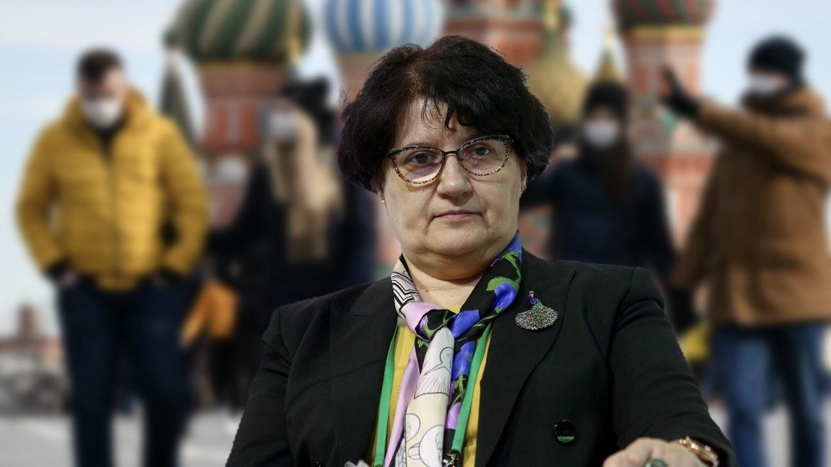 представитель Всемирной организации здравоохранения (ВОЗ) в России Мелита Вуйнович